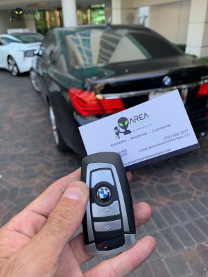 Bmw Key Fob Made